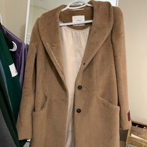Wilfred Wool Coat from Aritzia
